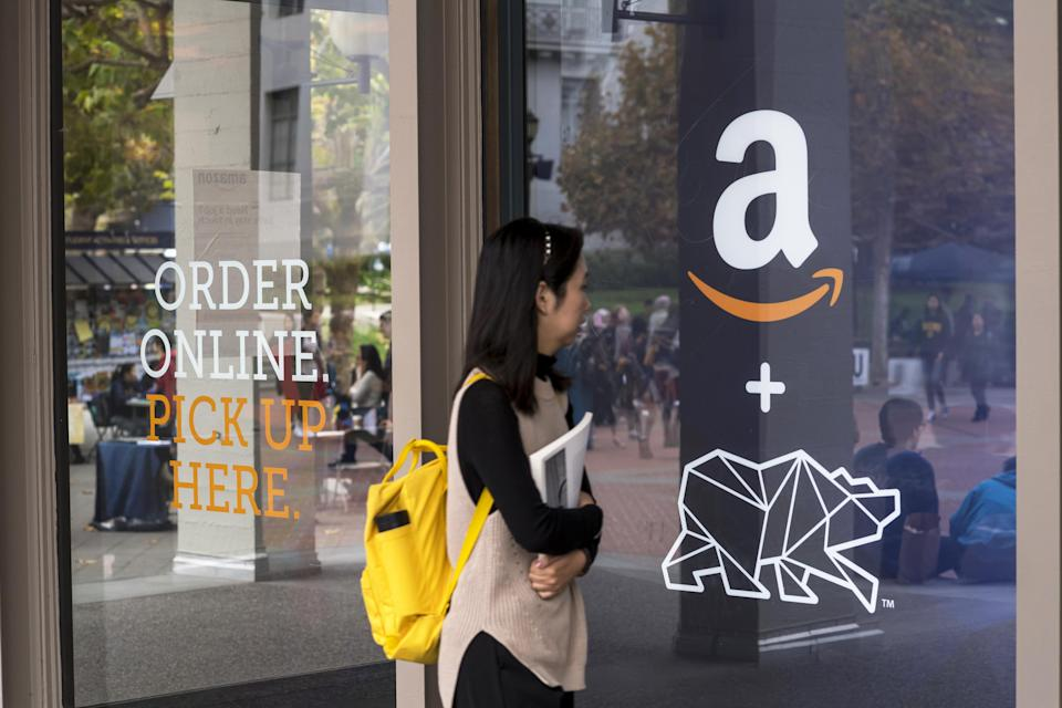 Amazon is luring the next generation of consumers. (Getty Images)