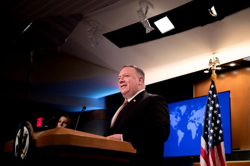 Trump only wants North Korea summit if real progress possible - Pompeo