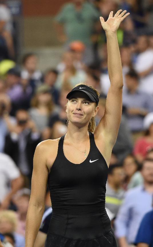 Tennis - No pals act as Sharapova beats hobbling Kirilenko