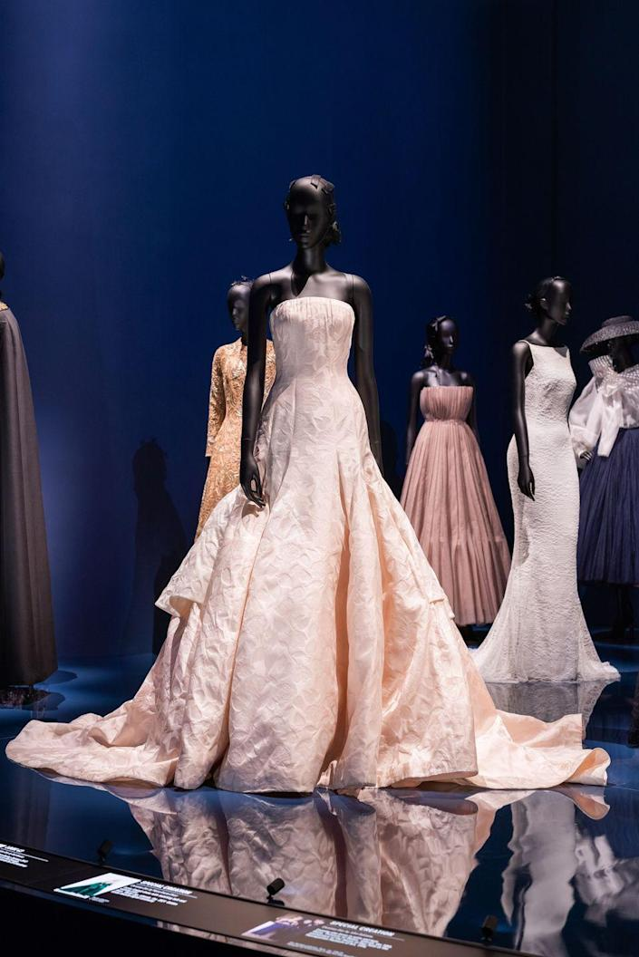 <p>Red-carpet worthy dresses from the atelier. </p>