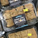 """<p>If you've never heard of a brookie before, let me change your life. You bake brownie batter and cookie batter on top of each other to create to create one sweet treat that will alarm your taste buds in the best way possible. You can get a pack of brookie bars at Trader Joe's <a href=""""https://www.instagram.com/p/BqwW-H8gmEX/"""" rel=""""nofollow noopener"""" target=""""_blank"""" data-ylk=""""slk:for $3.99"""" class=""""link rapid-noclick-resp"""">for $3.99</a>.</p>"""