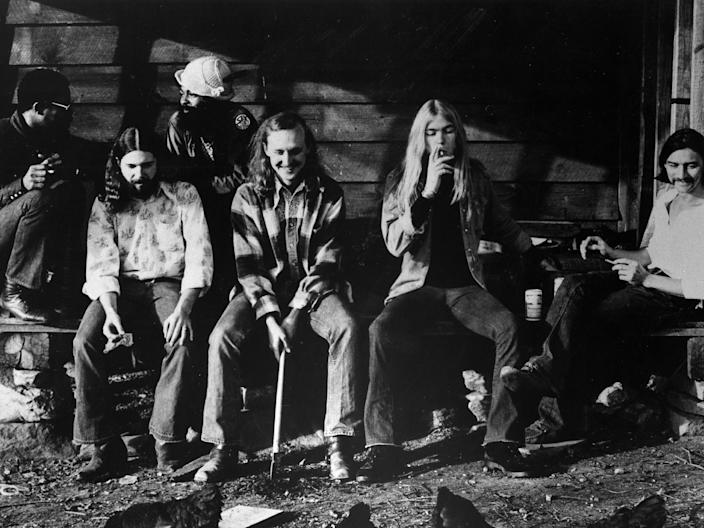the allman brothers 1973