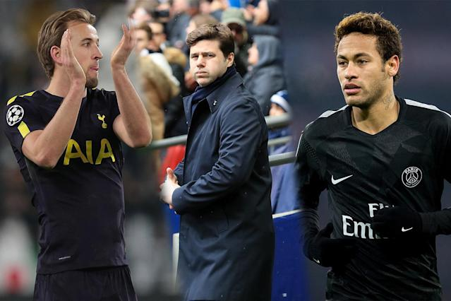 Transfer trio: Could Real Madrid be signing Neymar, Harry Kane and Mauricio Pochettino?