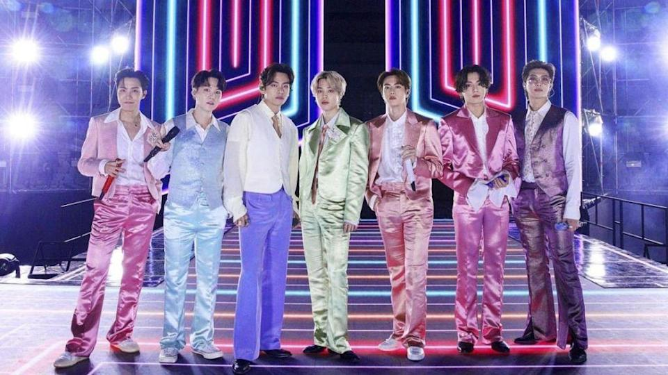 BTS' mega-hit pop song 'Dynamite' arrives on Rolling Stone's 'The 500 Greatest Songs Of All Time' list