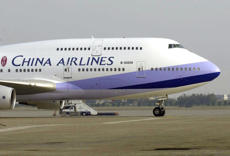 China Airlines: lucro apesar da crise. (Foto: AP Photo/Jerome Favre)