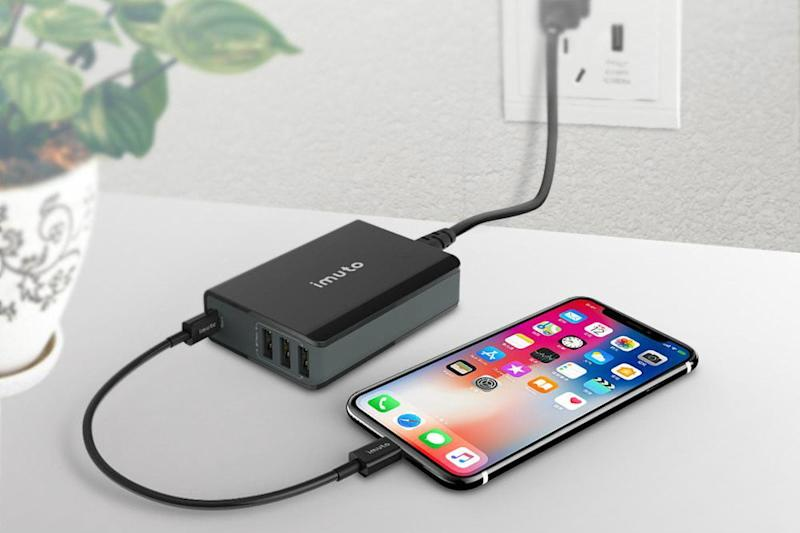 Imuto USB C Quick Wall Charger Amazon Deals