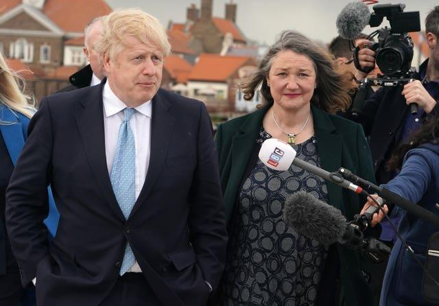 Prime Minister Boris Johnson faces a battle to keep the Union intact