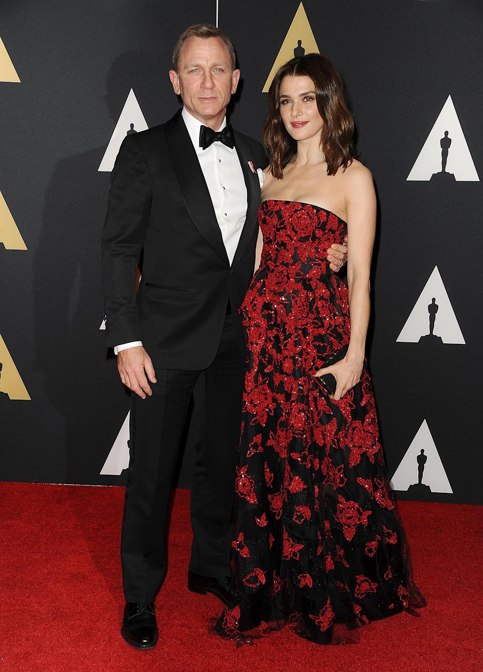 Rachel Weisz, 48, is expecting her first child with husband Daniel Craig, 50, and people can't get over her age. (Photo: Getty Images)