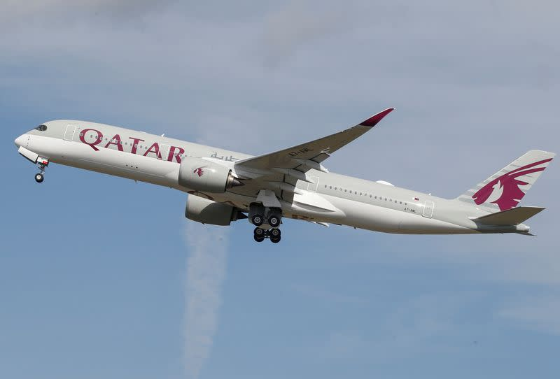 Exclusive: Qatar Airways says it will need state support as cash runs out