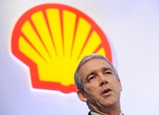 Royal Dutch Shell said Thursday it was mulling its options over Cove Energy