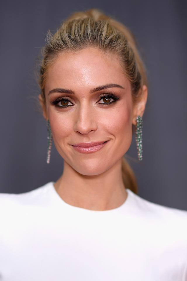 Some people are upset at Kristin Cavallari's latest Instagram post. (Photo: Dimitrios Kambouris/Getty Images for NARAS)