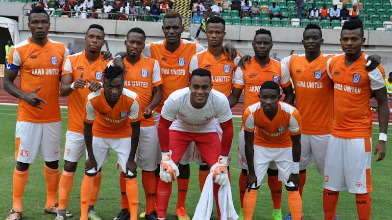 Akwa United will 'fight' for victory against Rivers United - Michael Ibe