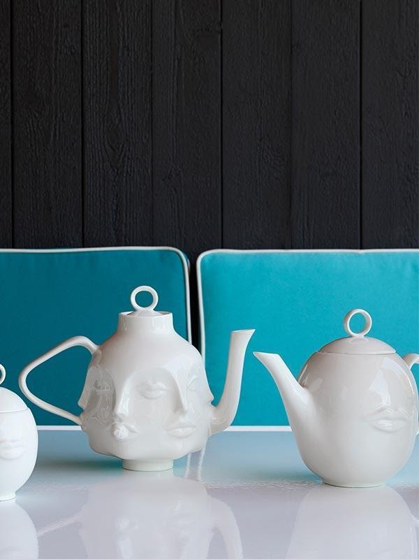 "Art on the walls? Now there's art on the tabletop. $98, OliveLA. <a href=""https://www.olivela.com/products/jonathan-adler-muse-teapot-495973"" rel=""nofollow noopener"" target=""_blank"" data-ylk=""slk:Get it now!"" class=""link rapid-noclick-resp"">Get it now!</a>"