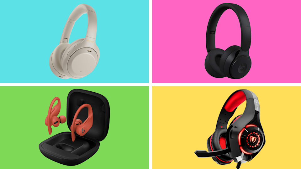 The moment has come to scoop up your dream headphones at an awesome price. (Photo: Yahoo! Life)