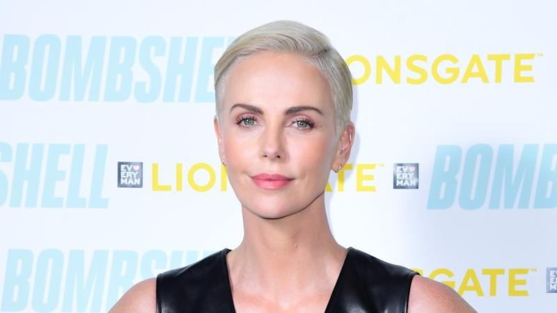 Charlize Theron on 'frustrating' lack of female directors at Golden Globes