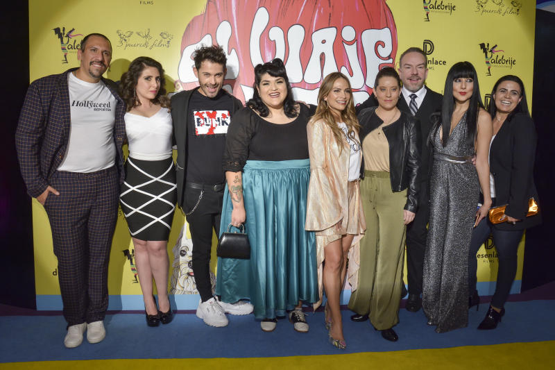 Cast de 'El viaje de Keta'. Foto: Medios y Media/Getty Images