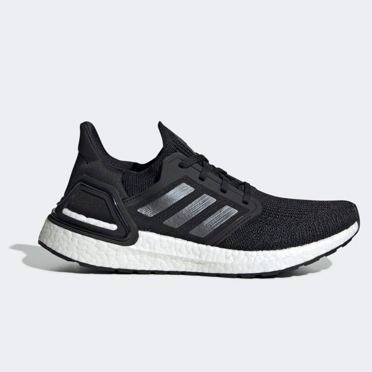 """<p><strong>Adidas</strong></p><p>amazon.com</p><p><strong>$143.23</strong></p><p><a href=""""https://www.amazon.com/dp/B07RMMJFPX?tag=syn-yahoo-20&ascsubtag=%5Bartid%7C10055.g.32379201%5Bsrc%7Cyahoo-us"""" rel=""""nofollow noopener"""" target=""""_blank"""" data-ylk=""""slk:Shop Now"""" class=""""link rapid-noclick-resp"""">Shop Now</a></p><p>When heading out for a run on concrete or track, <strong>you need cushioning that'll protect your knees and joints. </strong>Testers loved these Adidas Ultraboost sneakers for having """"cloud-like"""" cushioning that supported them with each step. They feature Boost foam, which has air pockets throughout for a light feel. Reviewers with bad knees and low back pain especially appreciated the cushioning on these sneakers. There's also a knit mesh upper that stays snug to your feet while allowing air flow. </p>"""