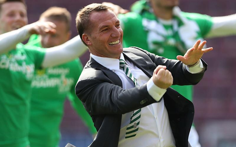 Brendan Rodgers  - Credit: Ian MacNicol/Getty Images