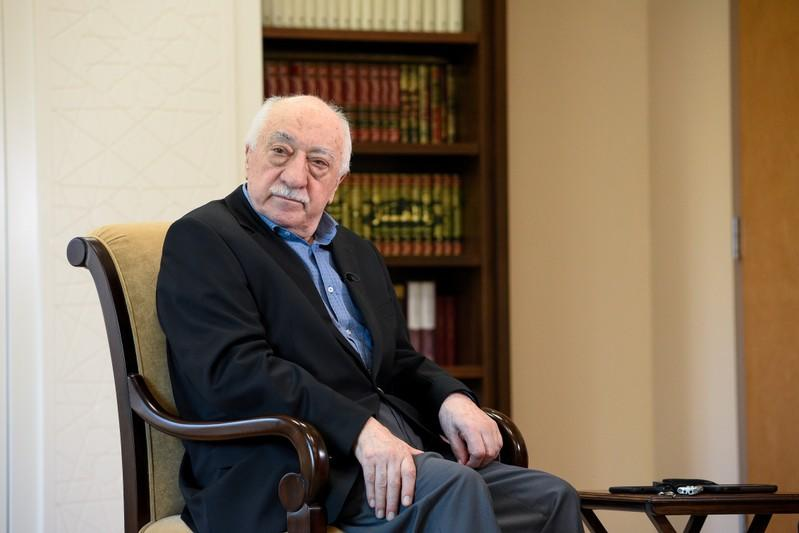 Turkey orders detention of 133 military personnel over suspected Gulen links: Anadolu
