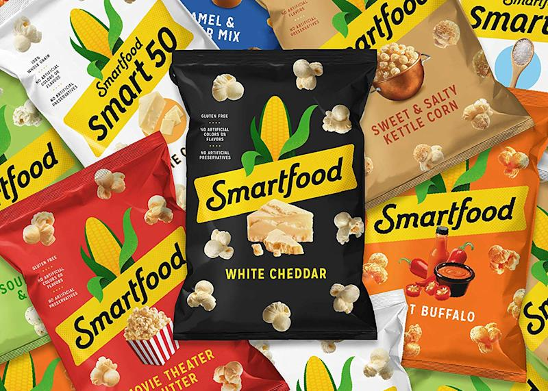 Made with 100 percent whole grain popcorn. (Photo: Amazon/Yahoo Lifestyle)