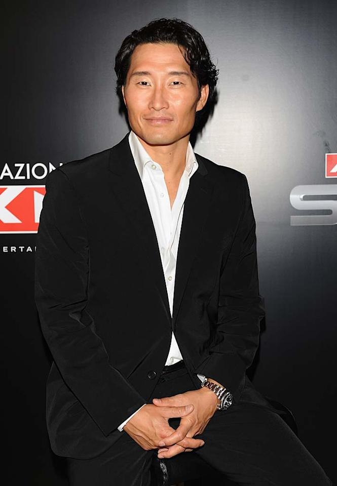 """Daniel Dae Kim (""""Lost"""") turns 43. Stefania D'Alessandro/<a href=""""http://www.gettyimages.com/"""" target=""""new"""">GettyImages.com</a> - June 29, 2011"""