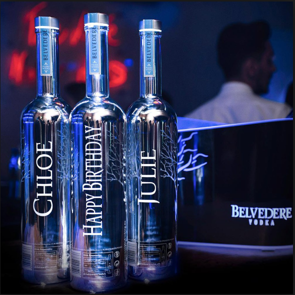 """<p><strong>Belvedere</strong></p><p>reservebar.com</p><p><strong>$99.00</strong></p><p><a href=""""https://go.redirectingat.com?id=74968X1596630&url=https%3A%2F%2Fwww.reservebar.com%2Fproducts%2Fbelvedere-bespoke-silver-saber&sref=https%3A%2F%2Fwww.menshealth.com%2Ftechnology-gear%2Fg35184277%2Fvalentines-day-gifts-for-men%2F"""" rel=""""nofollow noopener"""" target=""""_blank"""" data-ylk=""""slk:BUY IT HERE"""" class=""""link rapid-noclick-resp"""">BUY IT HERE</a></p><p>It's not just another bottle of vodka, it's tricked-out celebration in bottle. Belvedere's delicious vodka doesn't require any gimmicky flavors to grab your attention, but this limited-edition customizable bottle makes it extra special—and extra giftable—to toast your loved one in style. </p>"""