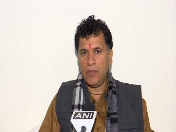 Union Minister Kailash Choudhary speaking to ANI on Wednesday in New Delhi.