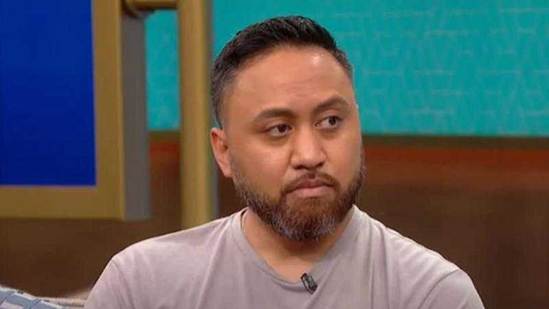 Vili Fualaau appears on the Dr Oz show after his ex-wife's death