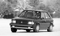 """<p>The Dodge Omni was not a cool car. A far cry from Mopar's Hemi-powered behemoths that ruled a decade before its 1978 debut, the Omni (and its Plymouth Horizon twin) was Chrysler's first domestic-built subcompact. It was designed mostly in Europe, its hatchback body and front-wheel-drive layout mimicking those of the Volkswagen Golf, which even supplied powertrains for many early Omnis. Texas, however, supplied the man who spearheaded the transformation of the Omni into the coolest car that Chrysler produced in the 1980s. That man was <a href=""""http://www.caranddriver.com/features/carroll-shelby-a-retrospective-feature"""" rel=""""nofollow noopener"""" target=""""_blank"""" data-ylk=""""slk:Carroll Shelby"""" class=""""link rapid-noclick-resp"""">Carroll Shelby</a>, and to his dying day he adored the Omnis (and the Omni-based two-door Chargers) that marked his famous firm's return to creating factory-backed hot rods. </p>"""