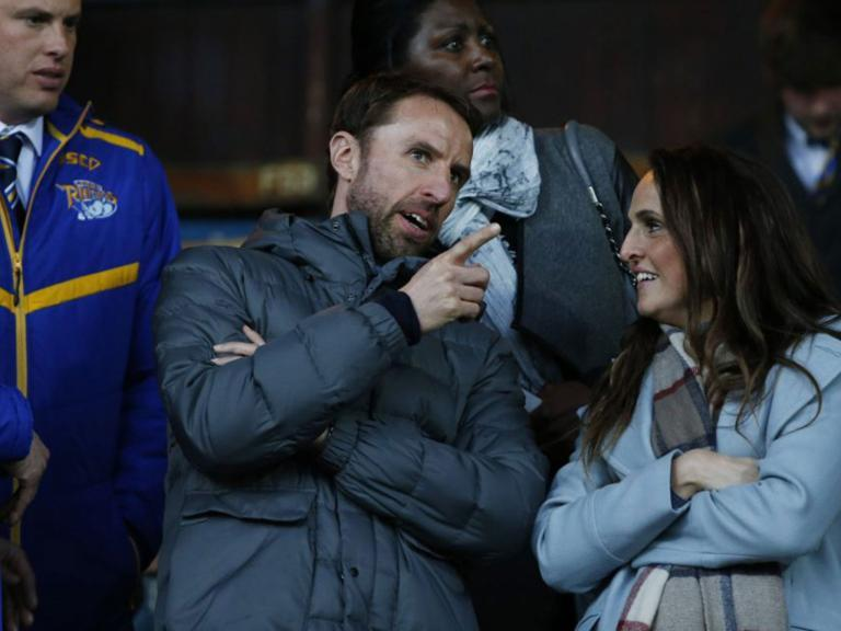 England boss Gareth Southgate attends the wrong derby after watching Leeds vs Huddersfield instead of City vs United