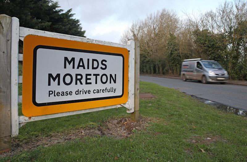 The show focuses on events in Maids Moreton (PA)