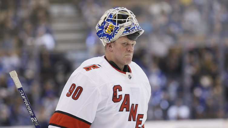 NHL needs to leave emergency goalie system exactly as it is