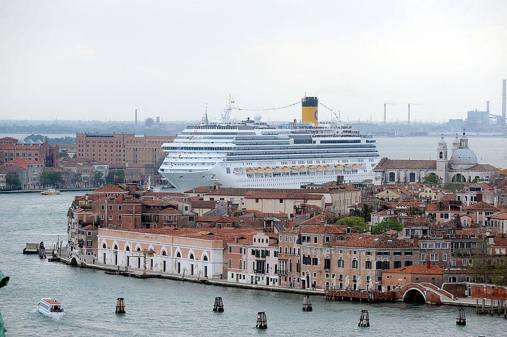 Venice during the summer is 'like war', according to tourism chief Paola Mar