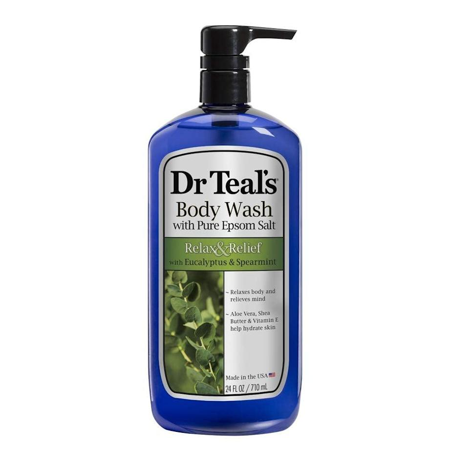 <p><span>Dr Teal's Ultra Moisturizing Body Wash</span> ($5) is an affordable, eucalyptus-scented option that's perfect for those days when you want to recharge and transform your shower into a spa-like experience.</p>
