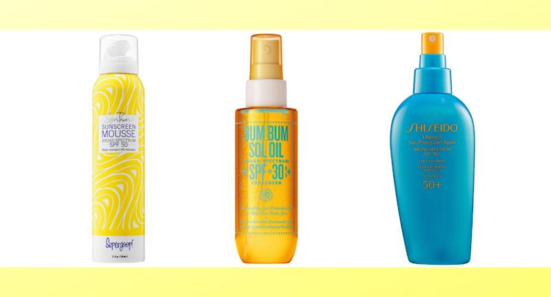 Sephora's best-selling sunscreens