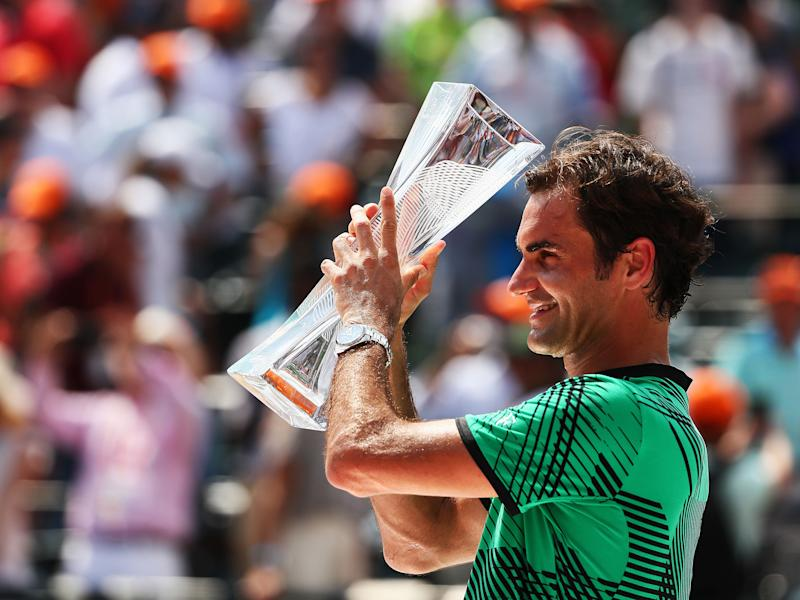 At 35, Federer continues to defy expectation: Getty