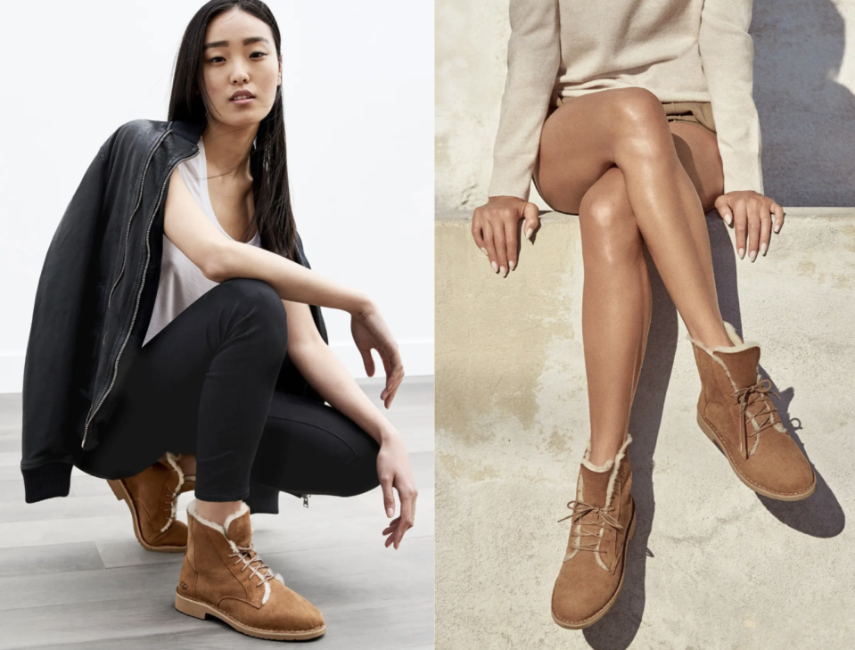 The Quincy Boot is available at Nordstrom for 40% off. $102 (originally $170)