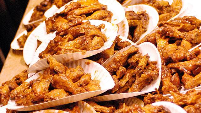 Chicken Wing Prices Reach Record High