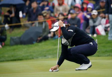 Homesick Jang puts family first on leaving LPGA