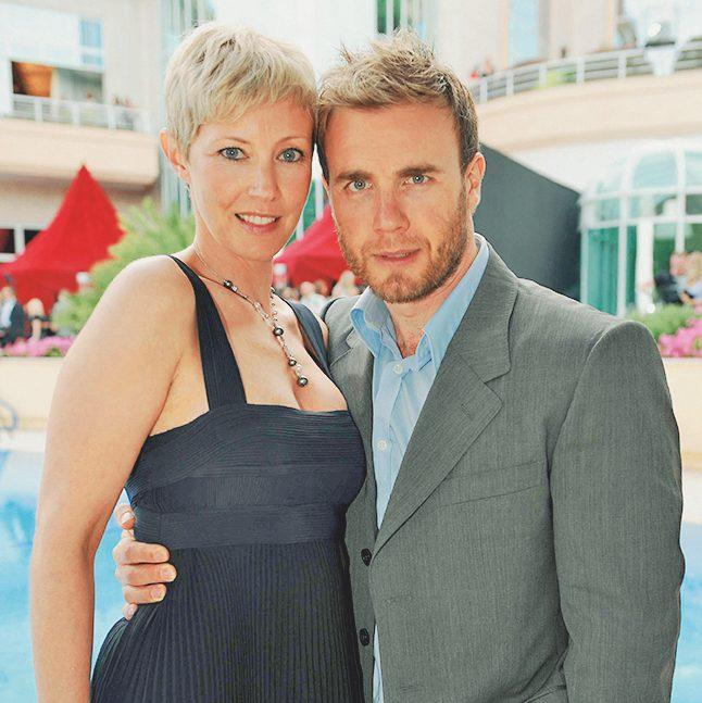 Barlow with his wife Dawn - Shutterstock