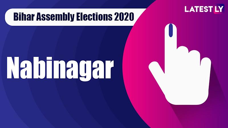 Nabinagar Vidhan Sabha Seat in Bihar Assembly Elections 2020: Candidates, MLA, Schedule And Result Date