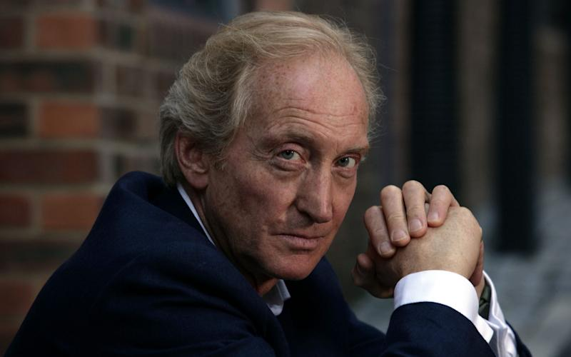 Charles Dance in the BBC adaptation of Bleak House