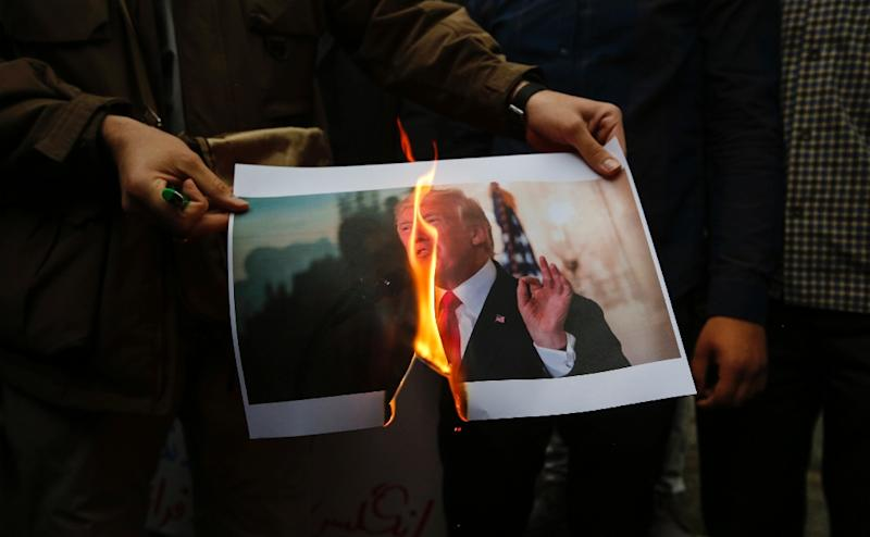 Palestinians' bloodbath as US Embassy moves to Jerusalem