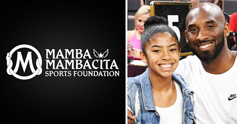 Vanessa Bryant Renames Kobe's Charity To Honor Daughter Gianna Too