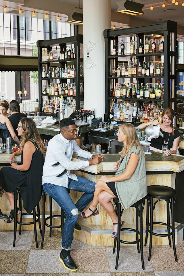 """<p><strong>New Orleans, Louisiana </strong></p> <p>This city may be home to many landmark hotels, but the Ace Hotel has become its contemporary flagship, while still revering tradition. Case in point: the property's clublike venue, Three Keys, which often hosts local jazz artists. Post-nightlife, head to the Stumptown Coffee outpost that adjoins the lobby, providing at-the-ready fuel for venturing across the city. <em><a rel=""""nofollow"""" href=""""https://www.acehotel.com/neworleans/"""">acehotel.com</a></em></p>"""