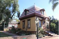 """<p>Explore five locations hiding supernatural tales behind their facades in this 115-minute San Diego tour, which includes visits to El Campo Santo Cemetery, Horton Grand Hotel, and more. </p><p><a class=""""link rapid-noclick-resp"""" href=""""https://go.redirectingat.com?id=74968X1596630&url=https%3A%2F%2Fwww.tripadvisor.com%2FAttractionProductReview-g60750-d15136367-Haunted_San_Diego_Ghost_Tour-San_Diego_California.html&sref=https%3A%2F%2Fwww.redbookmag.com%2Flife%2Fg37623207%2Fghost-tours-near-me%2F"""" rel=""""nofollow noopener"""" target=""""_blank"""" data-ylk=""""slk:LEARN MORE"""">LEARN MORE</a></p>"""