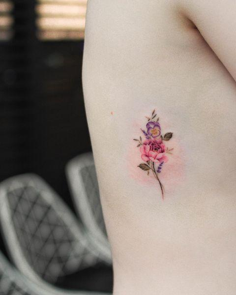 "<p>There's something extra tempting about a teeny-tiny tattoo, especially when it's rendered in the prettiest watercolor hues.</p><p><a href=""https://www.instagram.com/p/BysbMvgAu5G/"" rel=""nofollow noopener"" target=""_blank"" data-ylk=""slk:See the original post on Instagram"" class=""link rapid-noclick-resp"">See the original post on Instagram</a></p>"