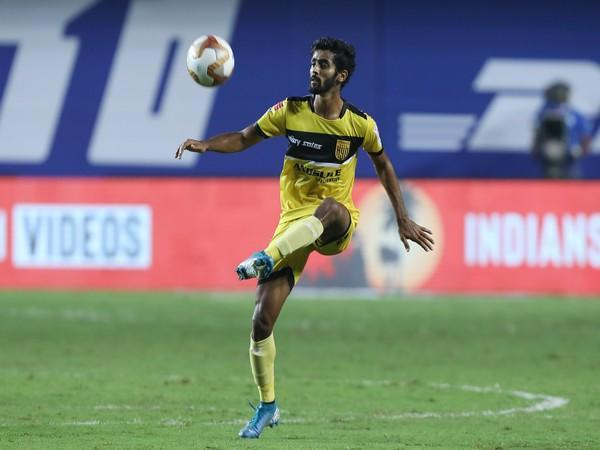 Defender Akash Mishra (Photo/ AIFF)