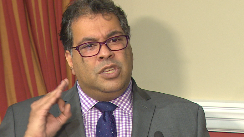 Nenshi: 'Evidence absolutely crystal clear' on safe consumption sites