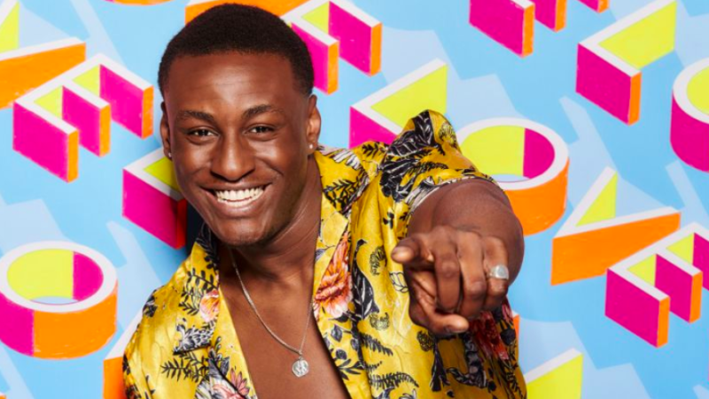 Sherif has broken his silence after being axed from 'Love Island'